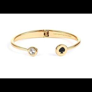 Authentic NWT Kate Spade ♠️ Bracelet! Gold tone!